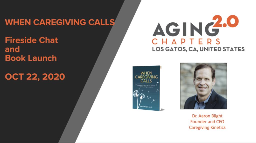 Aging 2.0 Webinar with Aaron Blight