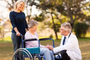 Families love medically based assisted living